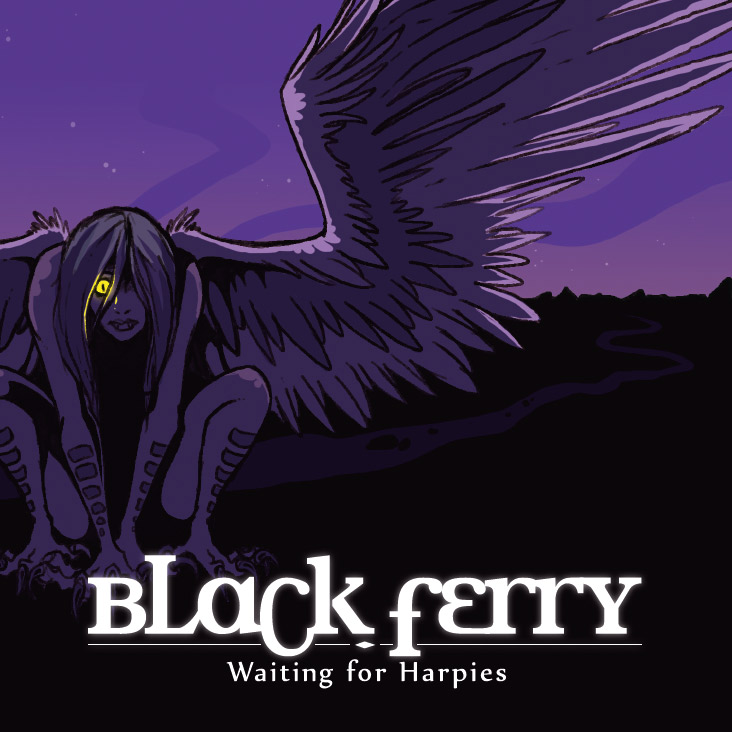 Black Ferry - Waiting for Harpies